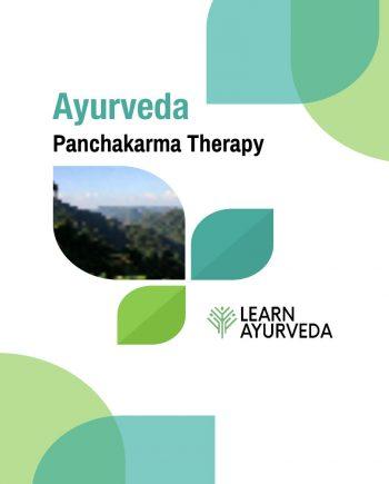 Panchakarma-Therapy