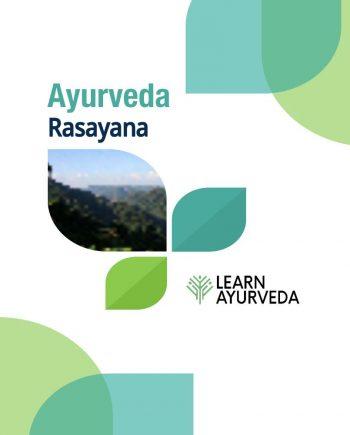 ayurveda-rasayana