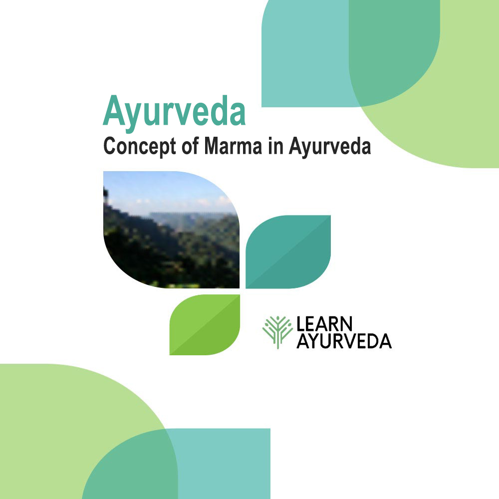 Concept of Marma in Ayurveda